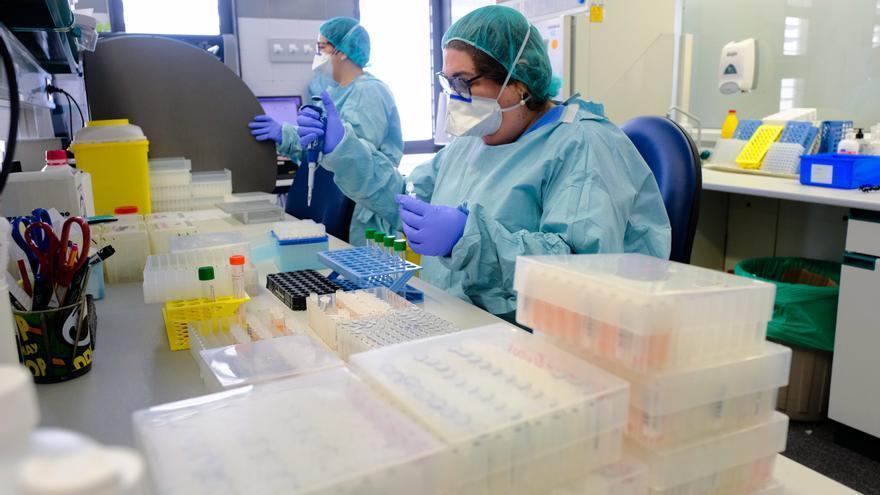 Los contagios diarios en las Islas suben hasta los 145 y se registran 200 altas