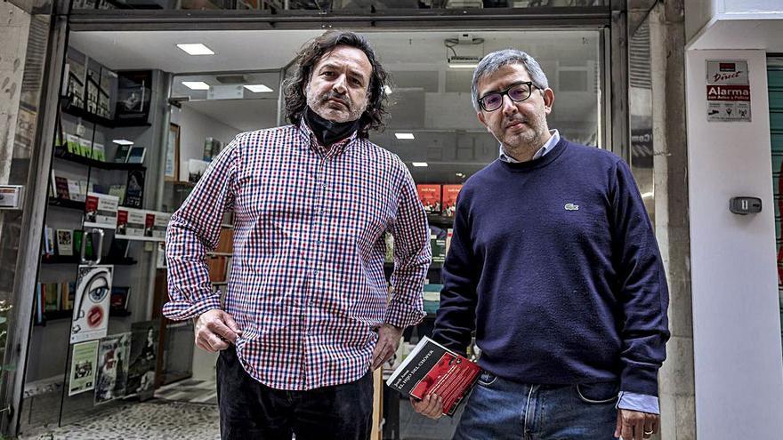 Jordi Amat y su exitoso 'El fill del xofer'