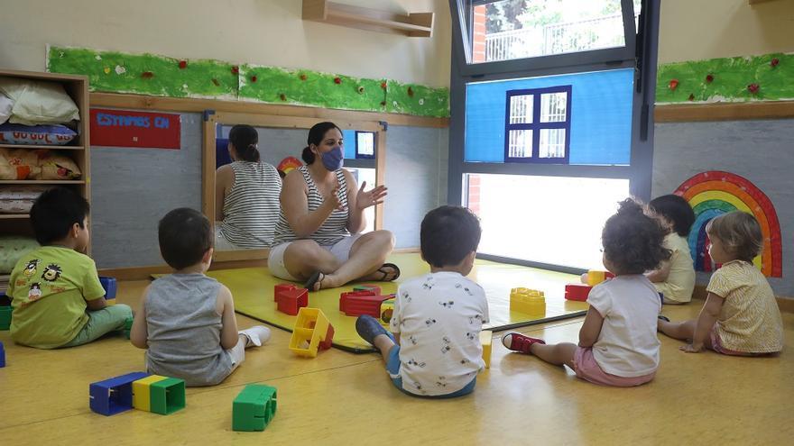 Educación aumenta en 450 las plazas de Educación Infantil para el próximo curso