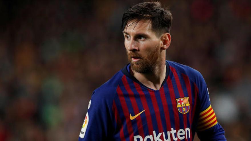 Leo Messi comunica al Barcelona que quiere irse ya
