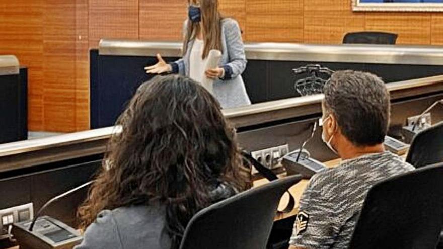 San Vicente reactiva tras dos años la comisión de reclamaciones