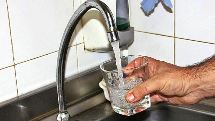 L'aigua a Catalunya és un 23% més cara que a Espanya