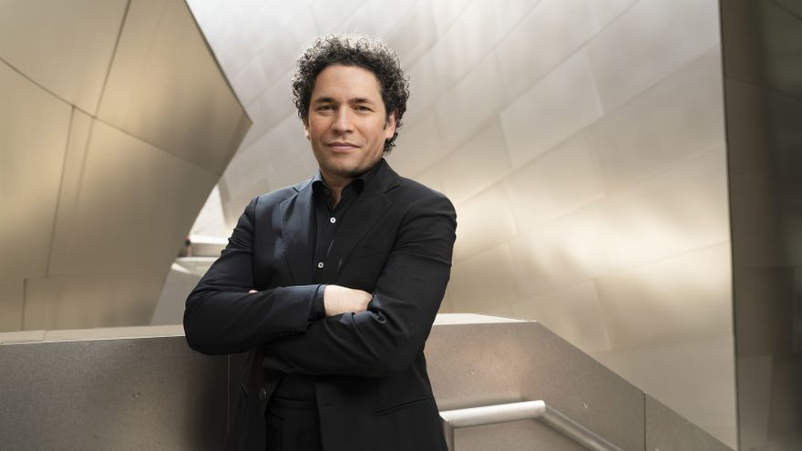 Gustavo Dudamel, nombrado nuevo director musical de la Ópera de París