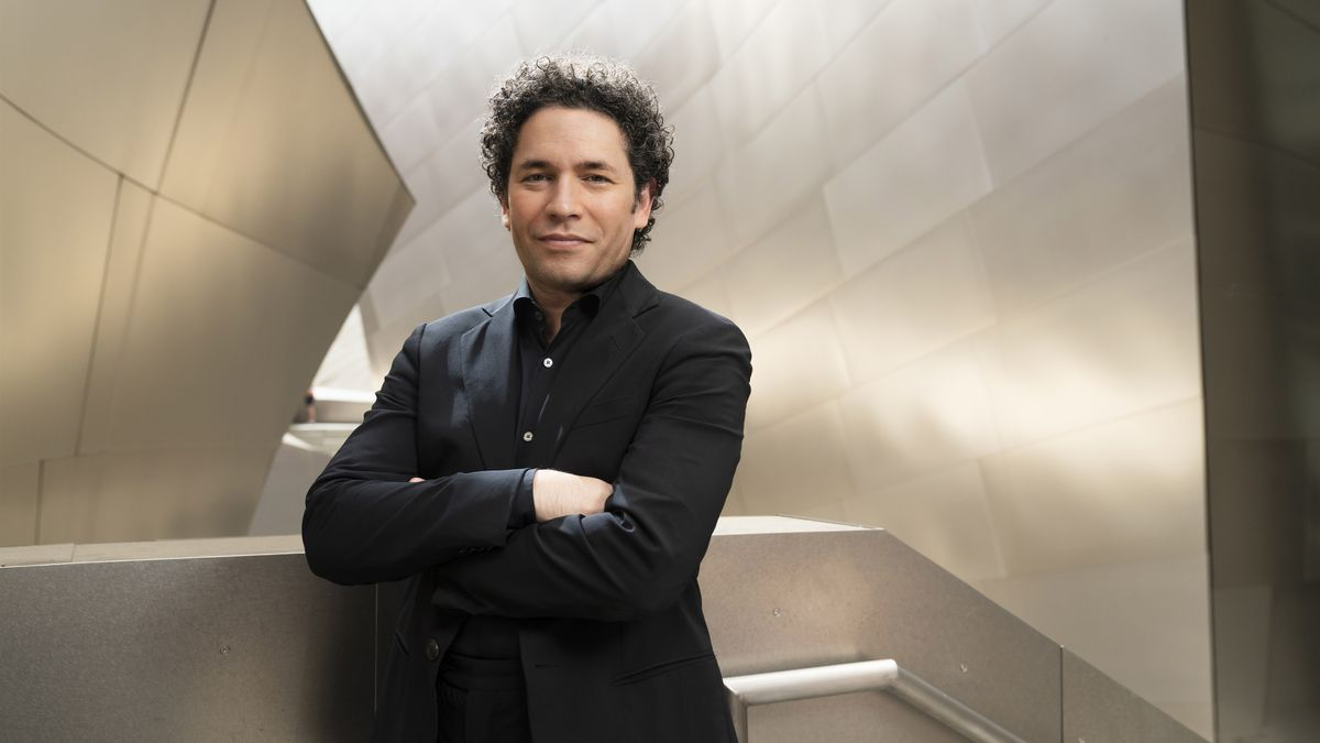 El nuevo director musical de la Ópera de París.