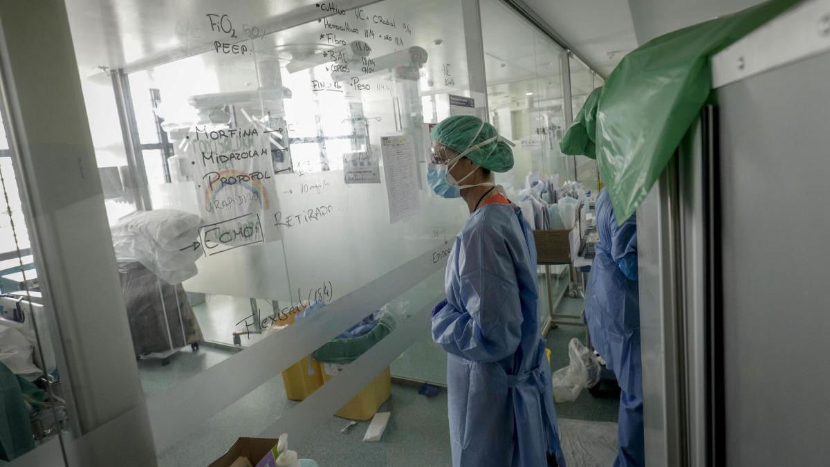 Baleares registra un nuevo caso de coronavirus