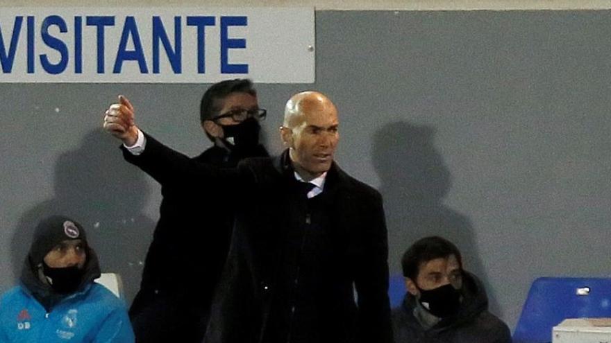 """Zidane, sobre su futuro: """"A ver lo que pasa"""""""
