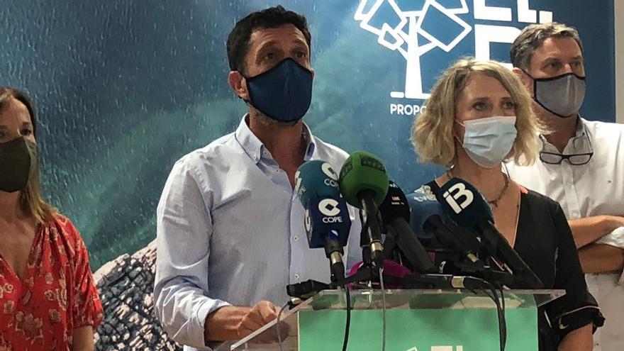 Antoni Amengual dimite como presidente de El Pi