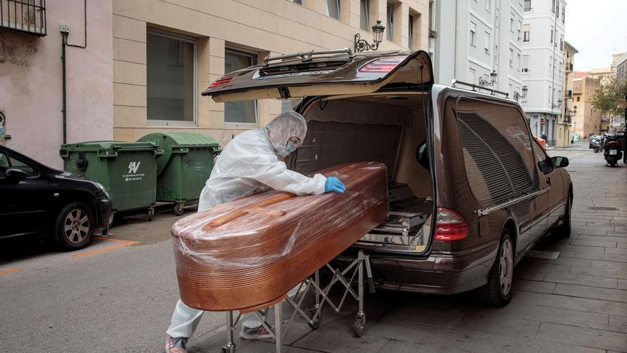 Las funerarias de Valladolid piden que se incluya a su personal en la primera fase de vacunación frente el COVID