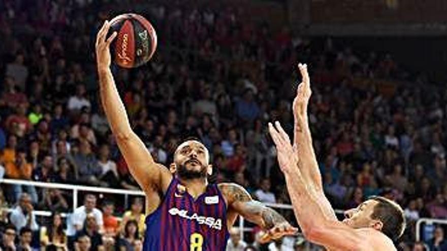 Hanga rebla el triomf d'un Barça que sap remuntar