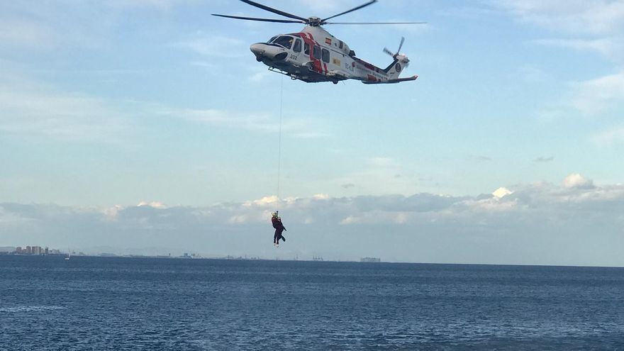 Evacúan a Gran Canaria al tripulante de un crucero tras romperse una pierna