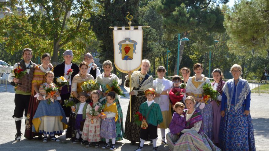Corazonistas la Mina APA hasta Dominicanos y amigos de Aragón