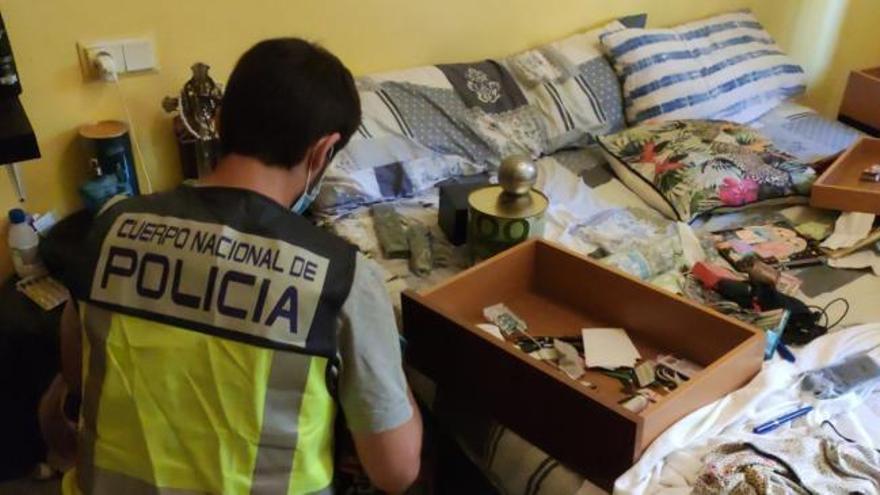 La organización de carteristas de Palma tiene 150 inmuebles en Rumanía