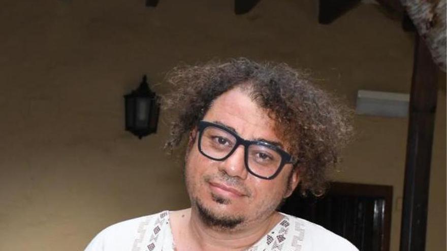 """Samir Delgado: """"Hernández  asume el faro de Maspalomas como un símbolo de modernidad"""""""