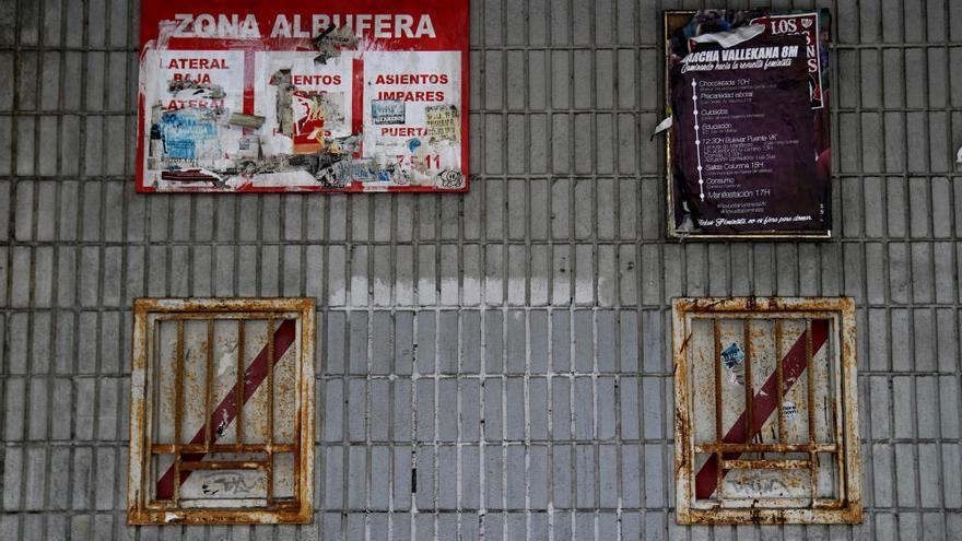 El Rayo vence al Albacete en el regreso del fútbol a España