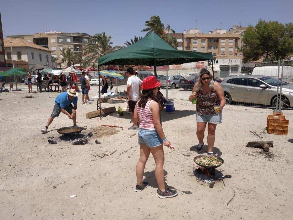 Paellas de Torrellano en las fiestas de verano
