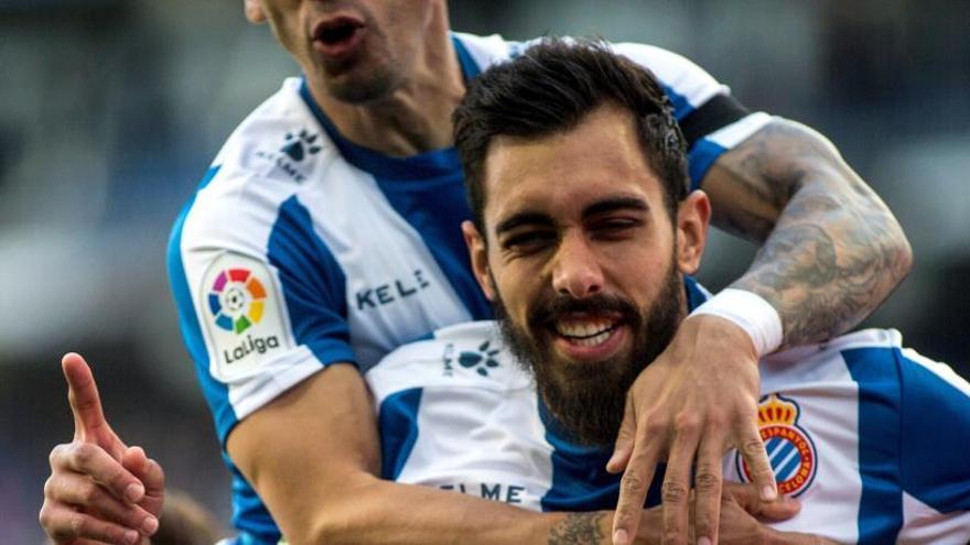 L'Espanyol es reivindica a costa del Valladolid