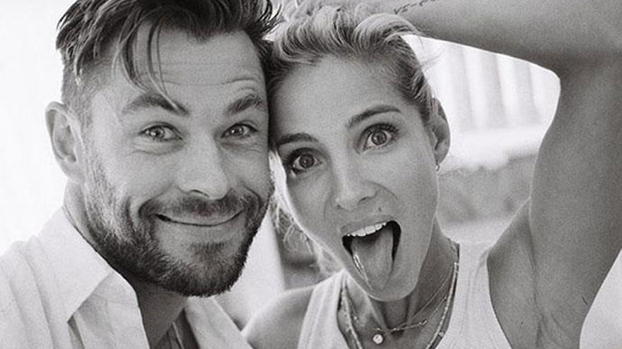 Estos son los secretos de Elsa Pataky y Chris Hemsworth para estar siempre en forma