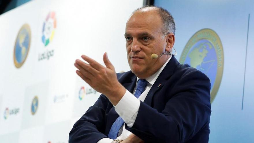 LaLiga aplaza la eliminatoria de ascenso entre el Girona y el Almería