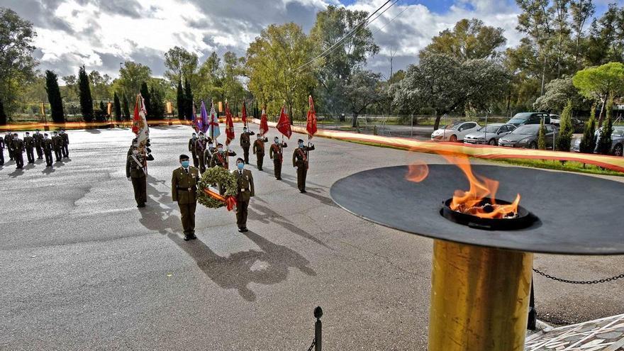 La Brigada Guzmán el Bueno X celebra el 35º aniversario de su creación