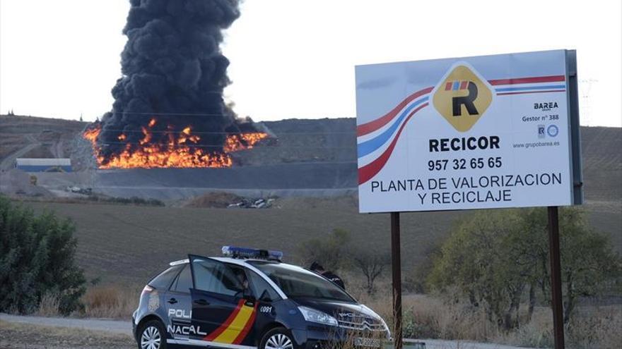 La Junta multa a Recicor con 30.000 euros por infracción administrativa
