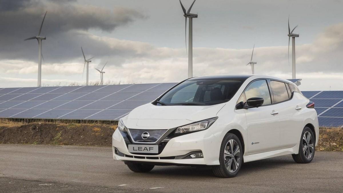 Nissan electrificará toda su gama para 2030