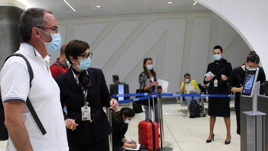 Italia abre sus fronteras a los países de fuera de Schengen pero con cuarentena