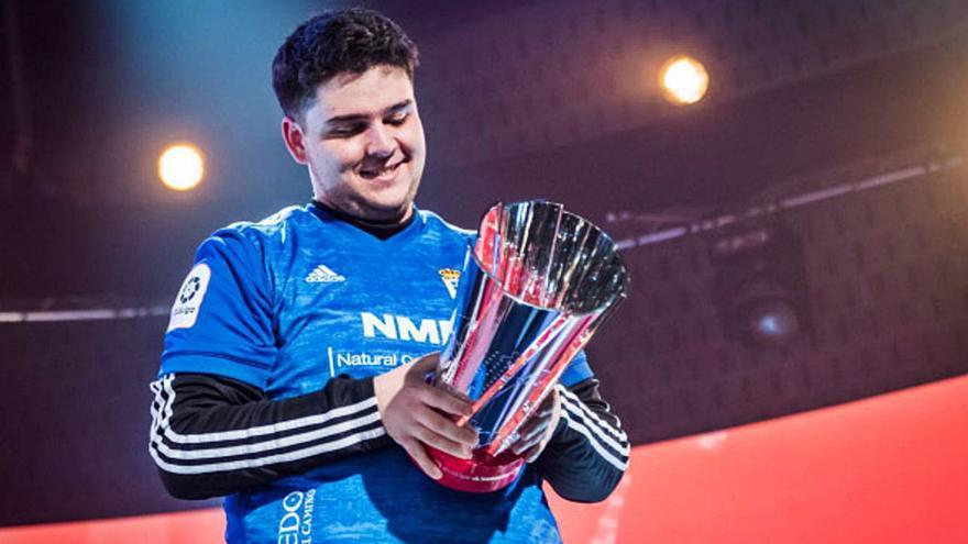 El Oviedo acaba el primer clasificado en el torneo de videojuegos de LaLiga