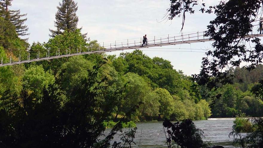 Senderismo en Galicia | Ruta de vértigo por los puentes colgantes gallegos