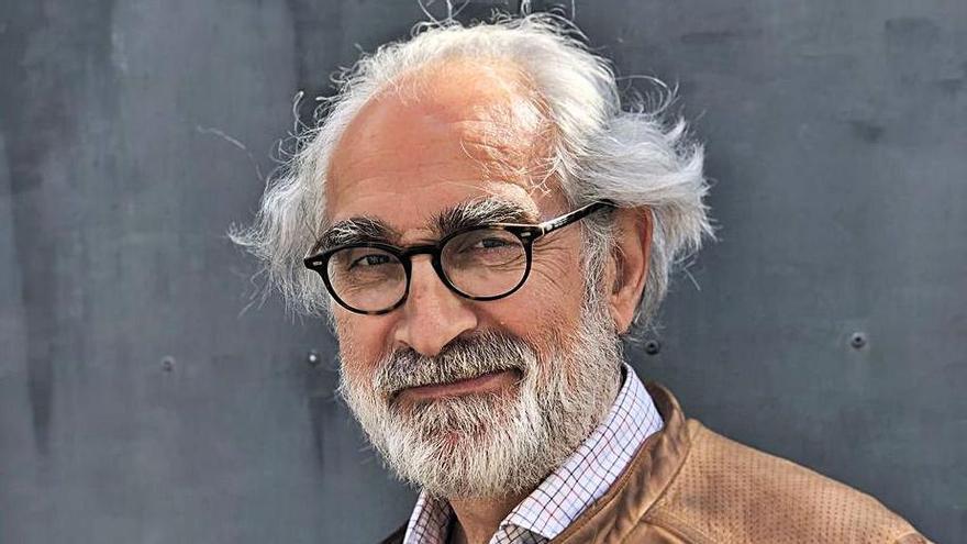 El escritor zamorano Braulio Llamero. | B. L.