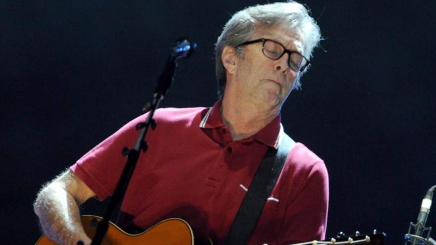 Esta será la nueva gira europea de Eric Clapton