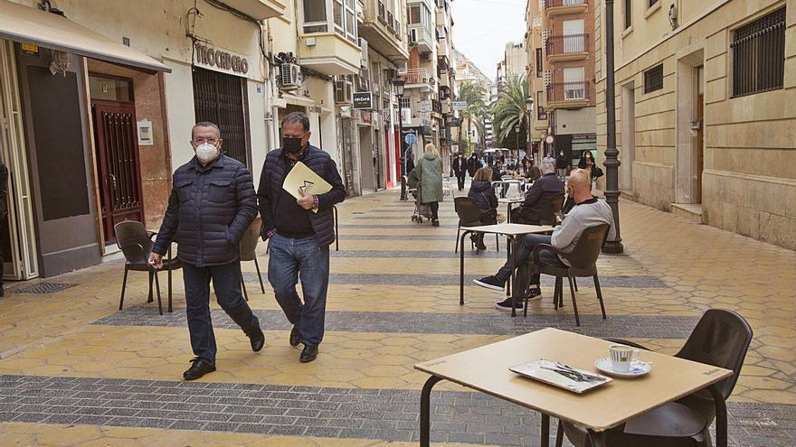La tercera ola de la pandemia contrae un 0,9% la economía durante el primer trimestre