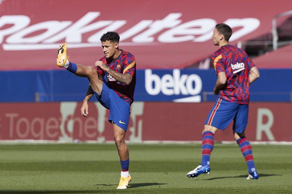 LaLiga Santander: Barcelona - Real Madrid