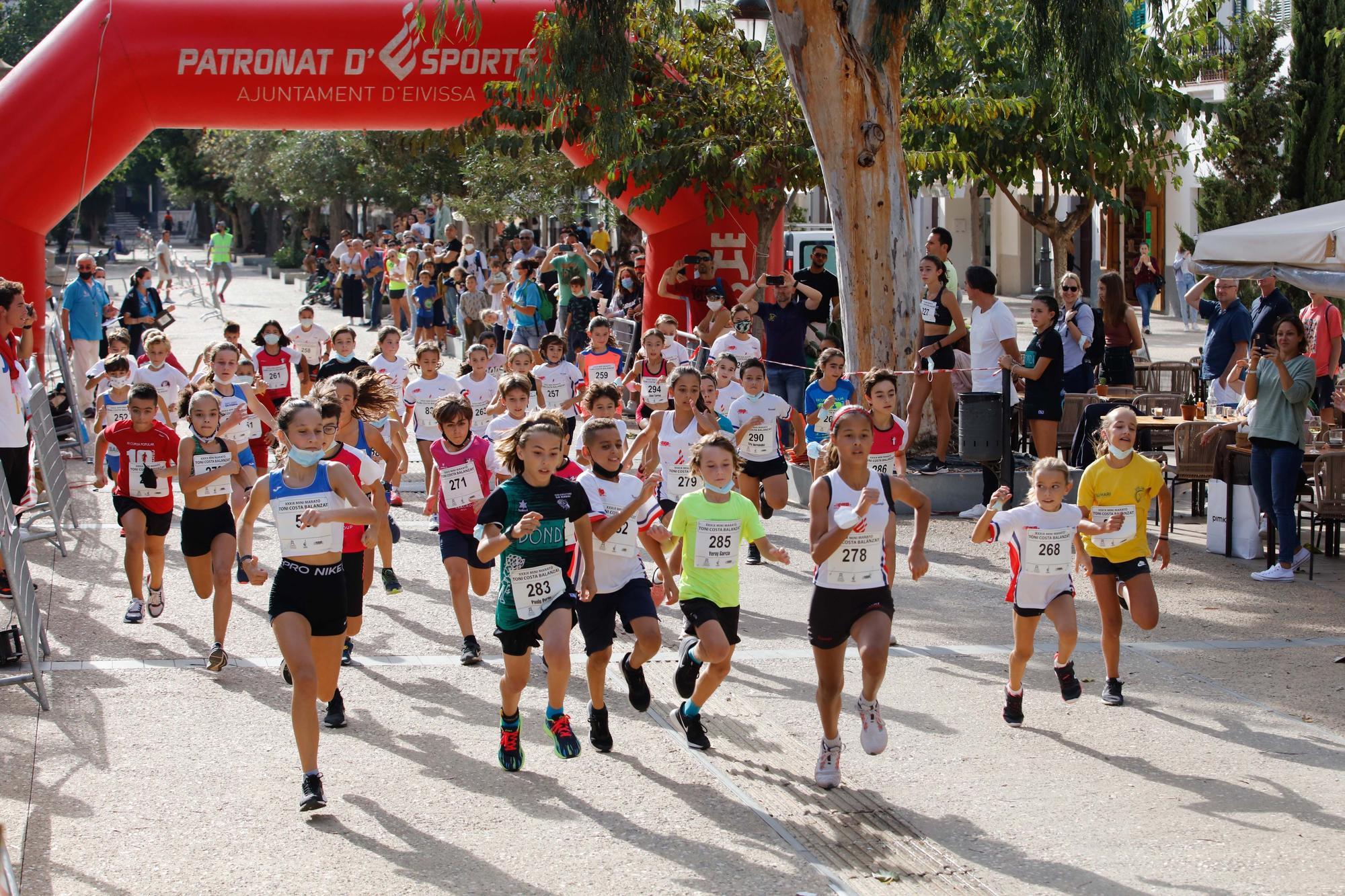 Cursa Popular 'Toni Costa Balanzat' 2021