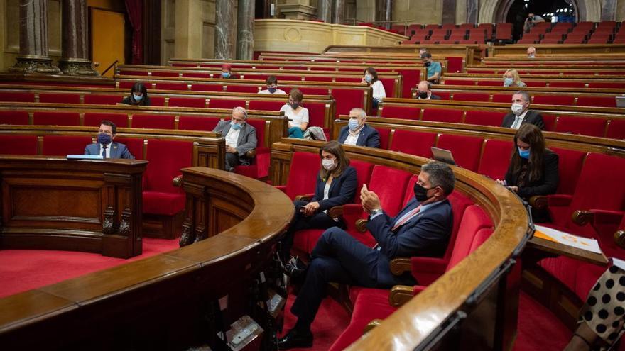 ERC guanyaria les eleccions a Catalunya i l'independentisme sumaria el 48,6%