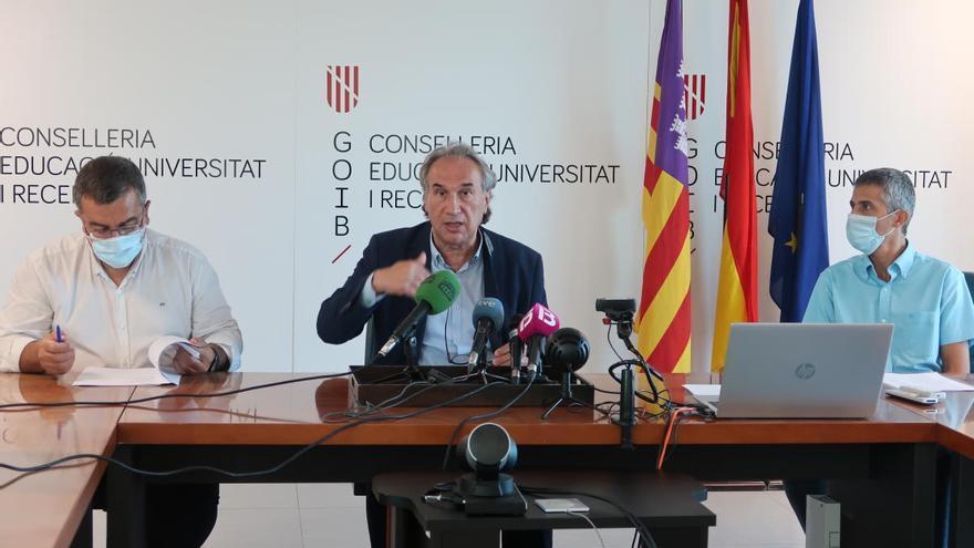 Caen las solicitudes de escolarización en Baleares con 756 alumnos menos