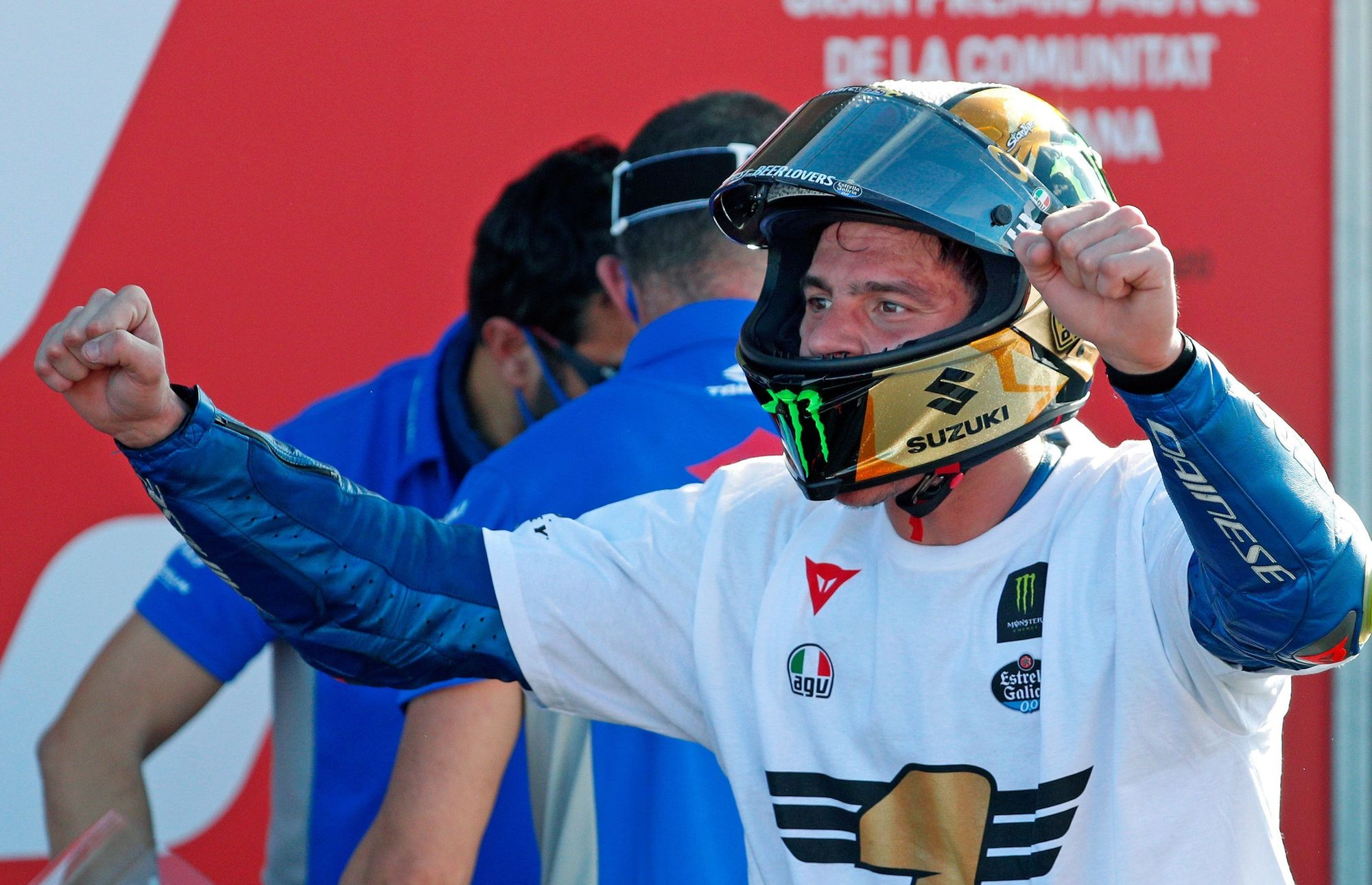 Joan Mir se proclama campeón del mundo de MotoGP