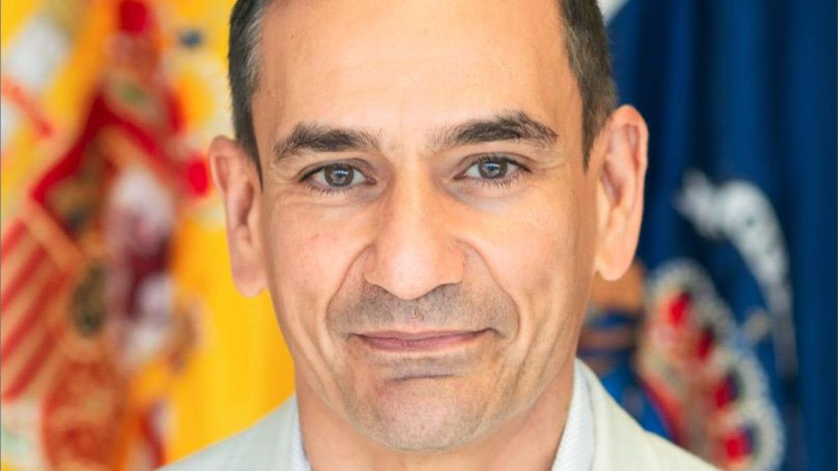 Gregorio Cabrera