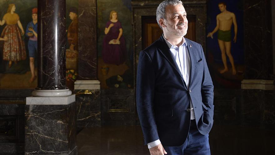 """Collboni: """"Barcelona ha tomado conciencia de la importancia del Mobile"""""""