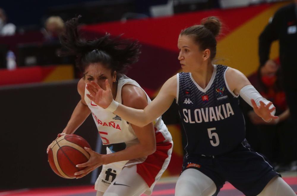 España - Eslovaquia
