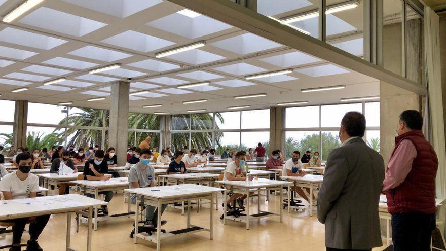 Un 92,71% de los estudiantes pasa la EBAU en la ULPGC