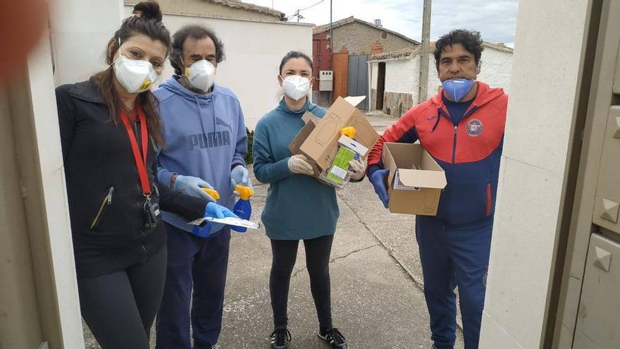 El Perdigón pide extremar precauciones para frenar el avance del coronavirus