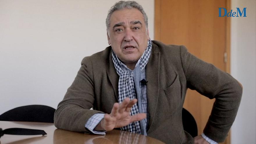 "Alfonso Robledo: ""el sector está en quiebra total"""