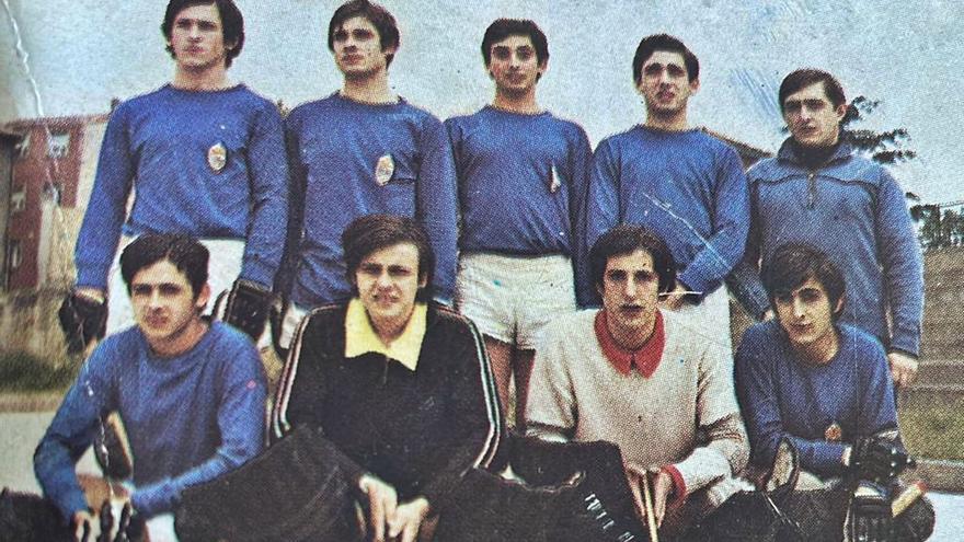 El Real Oviedo tuvo un equipo de hockey sobre patines: aquí está su historia