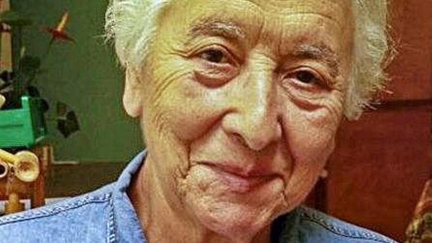 Fallece la misionera de Benigànim Josefa Benavent por Covid-19