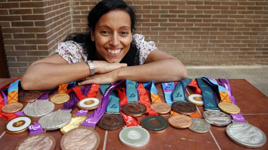 Las medallas españolas en los Juegos Paralímpicos