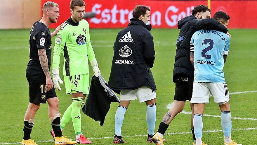 Rubén Blanco suma 335 minutos sin encajar goles
