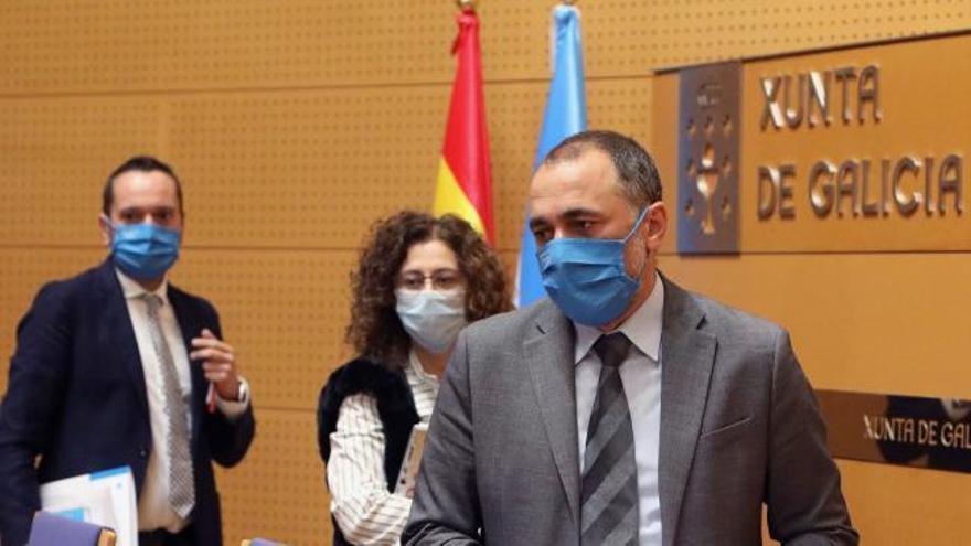 Galicia impone el cierre perimetral de siete ciudades