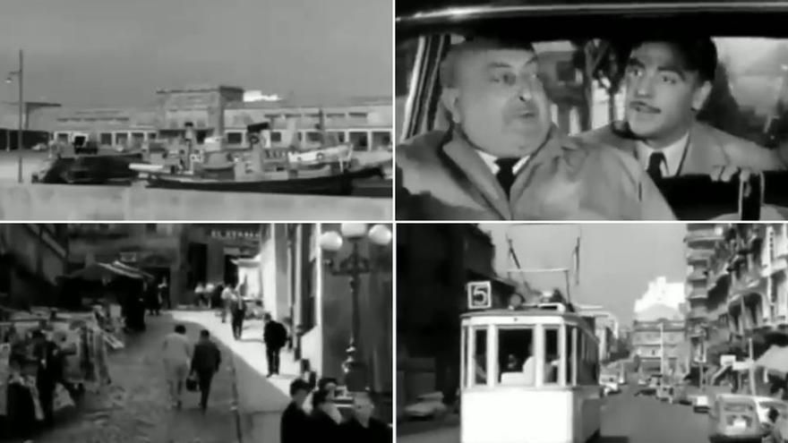 Cuando Vigo fue escenario de una serie de televisión en blanco y negro
