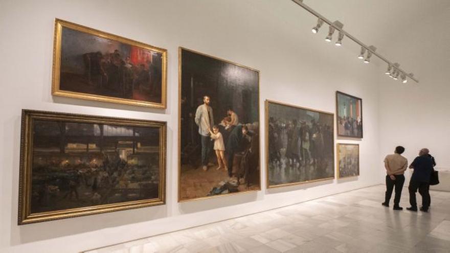 El Reina Sofía estrena la reordenación de sus colecciones de vanguardias artísticas