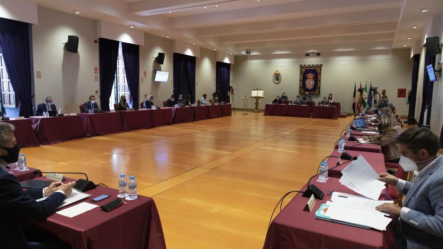 El Pleno de la Diputación aprueba el Plan Provincial de Cultura, dotado con 2,4 millones de euros